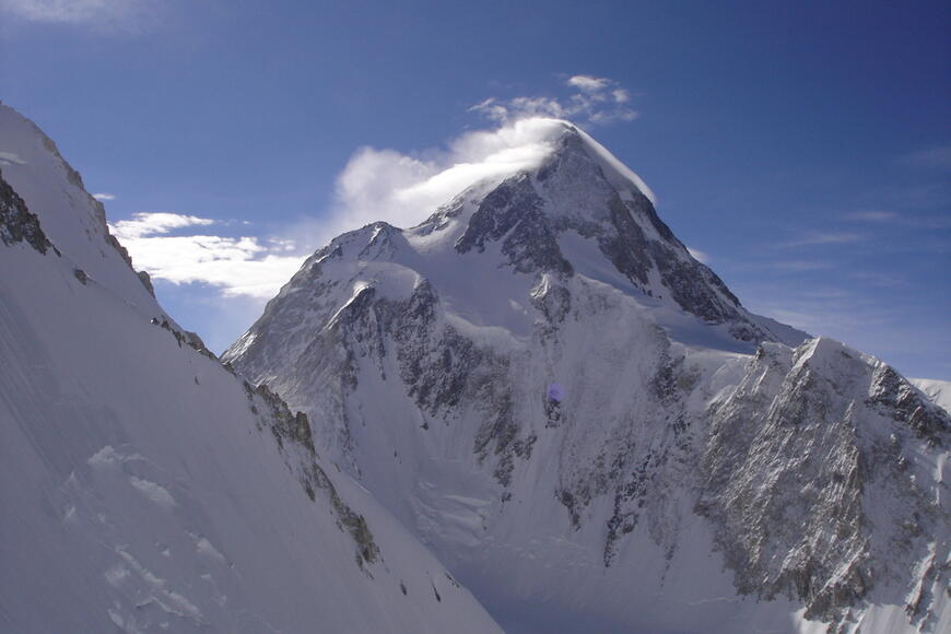 Le Gasherbrum 1 ou Hidden Peack 8068m..